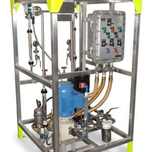 Preparador de Polímero - Emulsão EX